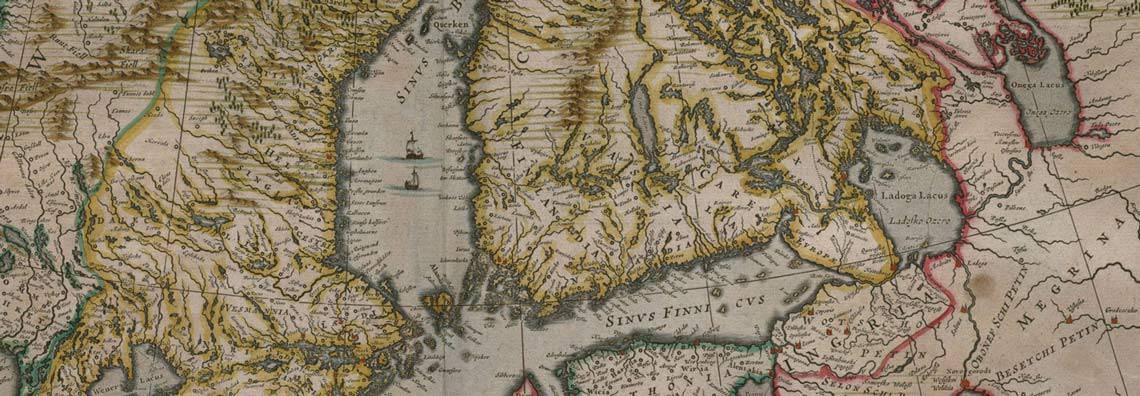 Visit Häme - info kartta, info map