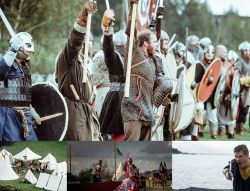 Средневековый фестиваль Хяме, 16 — 20 августа 2017
