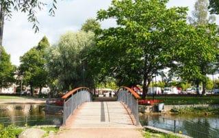 Forssa Kansallinen kaupunkipuisto, National urban park