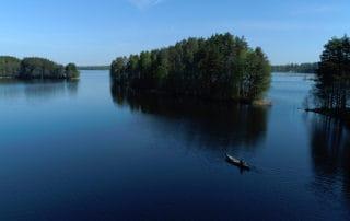 Loppi, Kaartjärvi, Lakeland.