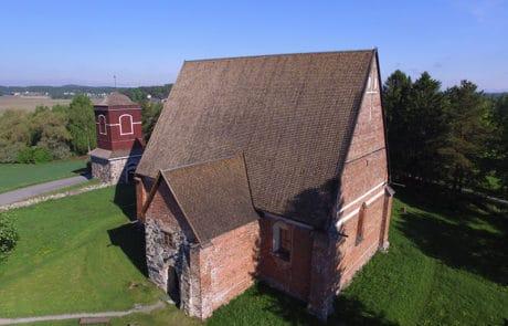 Hattula Pyhän ristin kirkko, Holy cross church