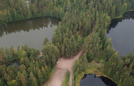 Hausjärvi, järvet, Lakes.