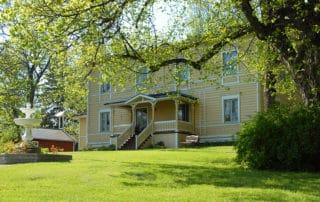 Hattula - Inkalan kartano, Inkala manor.