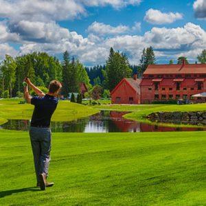Visit Häme - golf