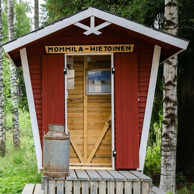Visit Häme - kylät, villages