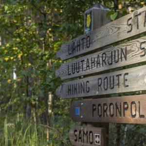 Visit Häme - hiking routes