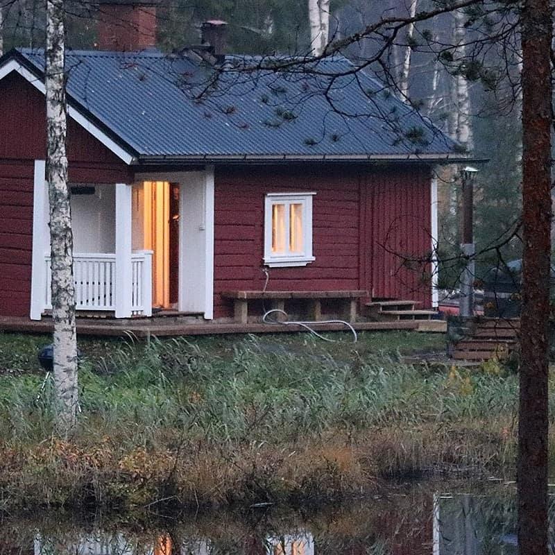 Visit Häme - Mökki