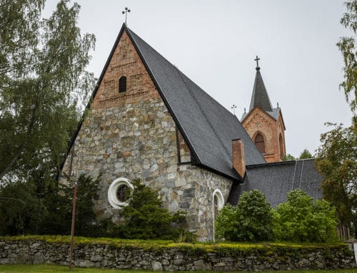 A Visit to The Old Church is a Journey into the Middle Ages