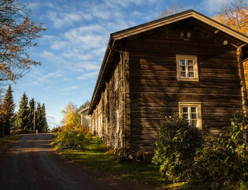 Roll along the Häme Ox Road – a bike route through early history
