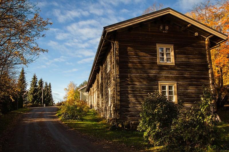 Härkätie_ox_road_old_house