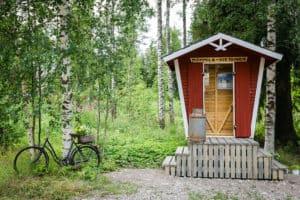 Lokales Leben, Dörfer in Häme