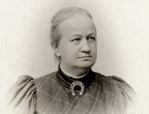 Fredrika Wetterhoff (1844-1905) devoted her life to educating poor girls in Hämeenlinna