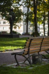 Sibelius_park_musical_bench