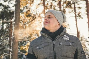 metsä_talvi_forest_winter