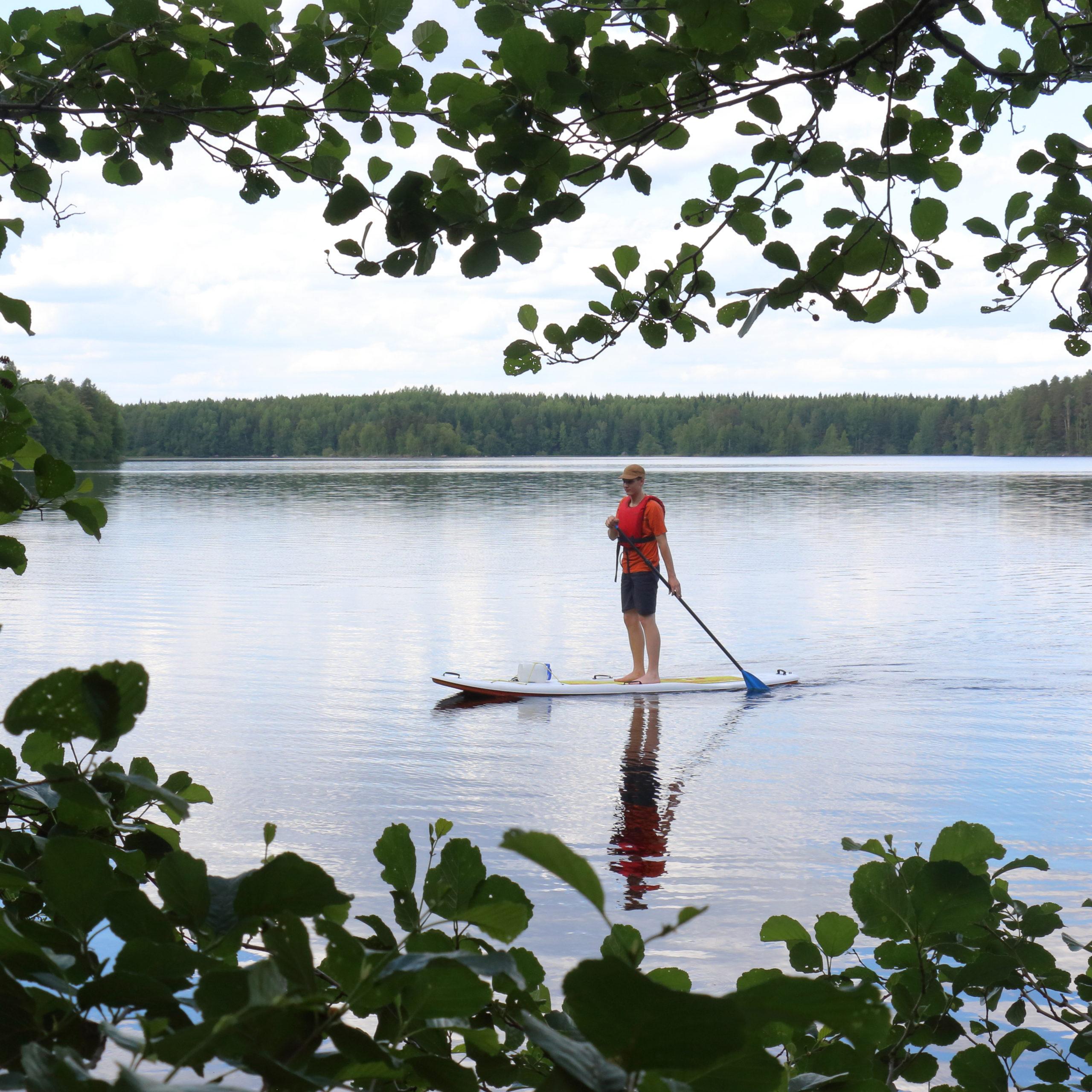 Erärenki_liesjärven_kansallispuisto_sup_suplauta_supboarding