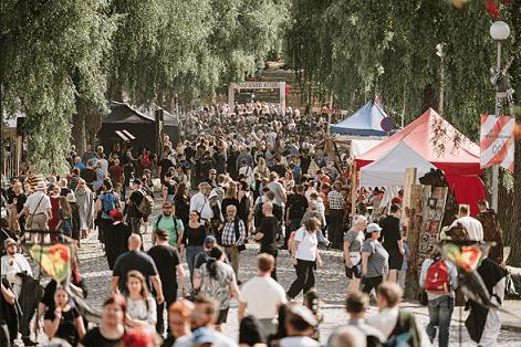 Keskiaikafestivaali Hämeenlinna