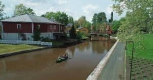 Melonta_Forssa_loimijoki_keskusta_kansallinen_kaupunkipuisto_melontareitti_digitrail