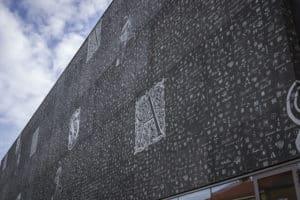 Taidepyöräily_Hämeenlinna_maakunta_arkisto_seinä