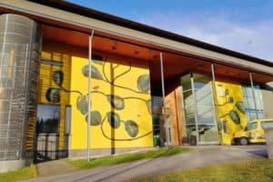 Taidepyöräily_Virveli_toimintakeskus_seinä_taideteos