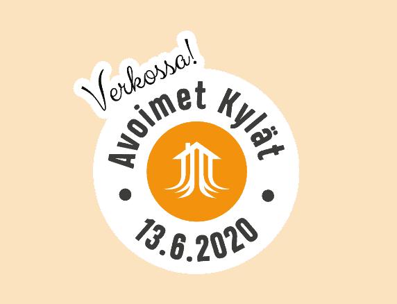 Avoimet_kylät_logo