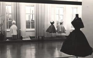 Finlayson_Forssa_näyttelyhuone_vuodelta_1959