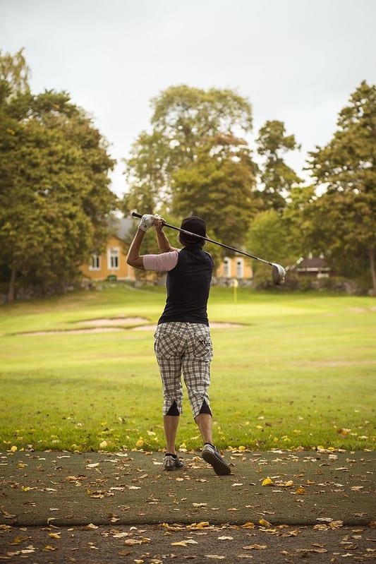 Golf_aulanko_aulangongolf_lyönti