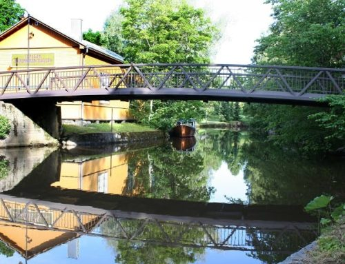 A day trip in Forssa National Urban Park