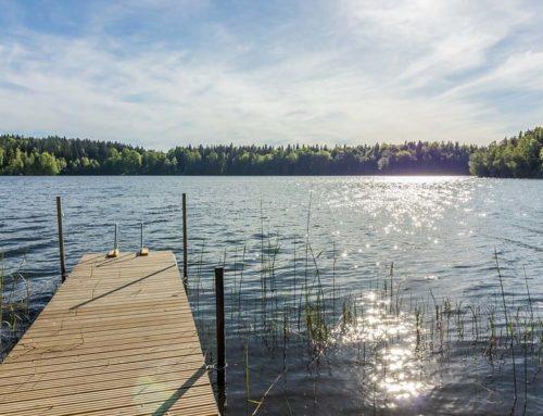 Kesälomatekemistä Hämeessä