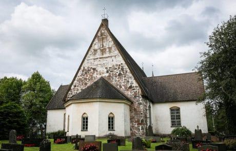 Keskiaikaiset-kirkot-Janakkalan-Pyhan-Laurin-kirkko